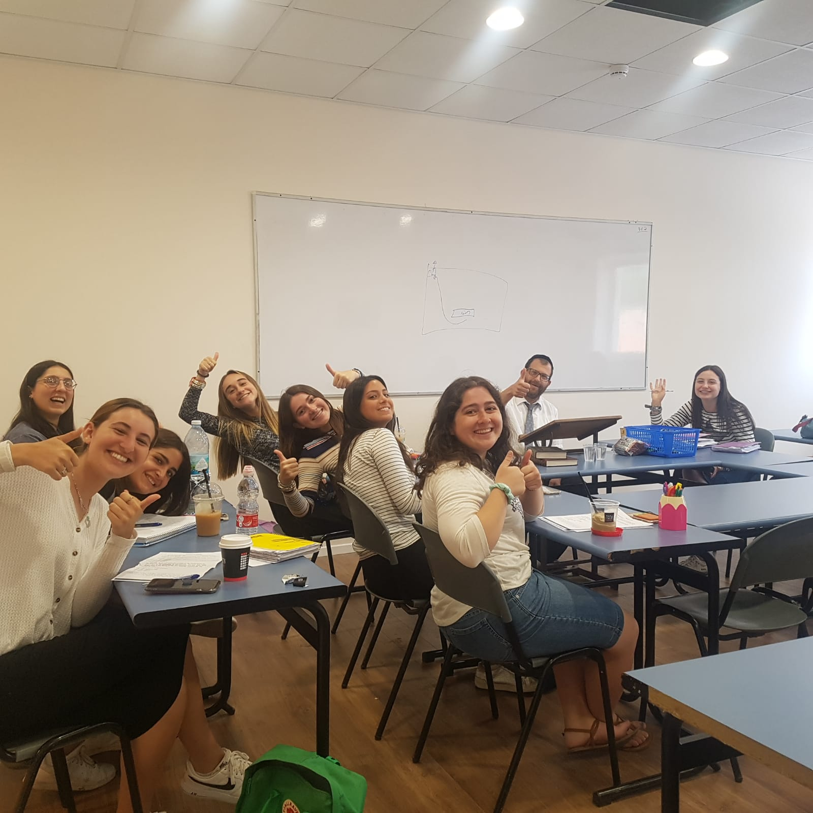Parshat Nasso: Last Day of Classes