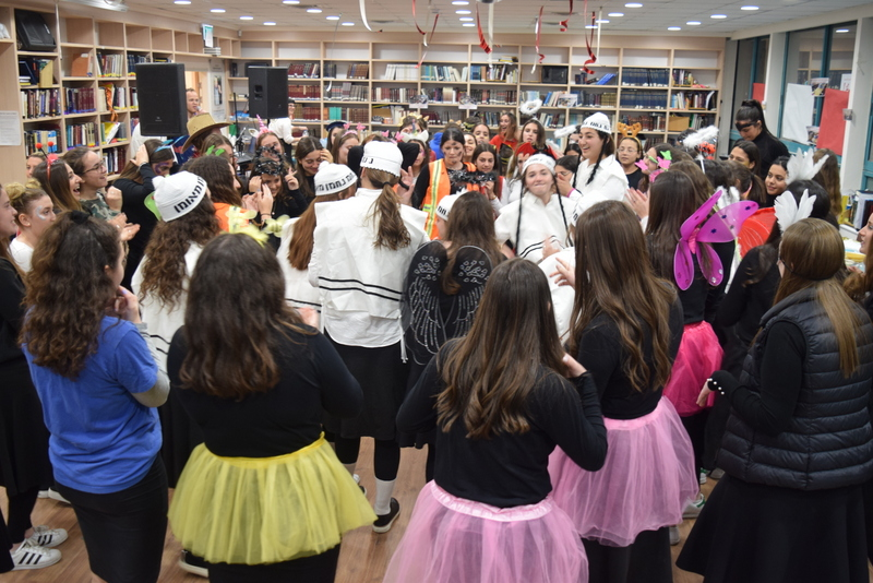 More Purim Pics