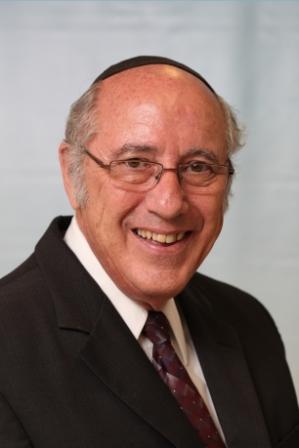 Rabbi Meyer Berglas