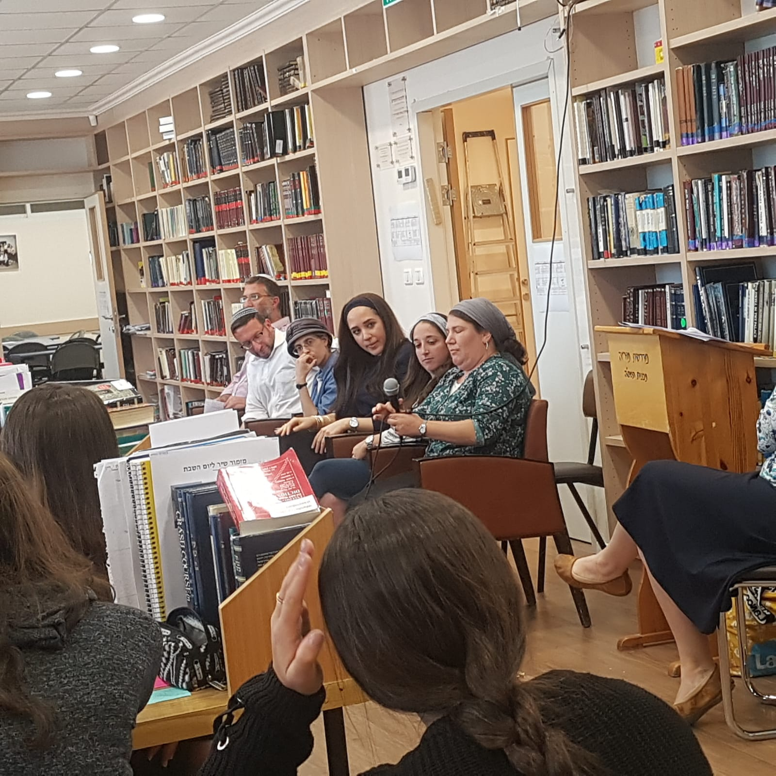 Parshat Bamidbar: College Panel