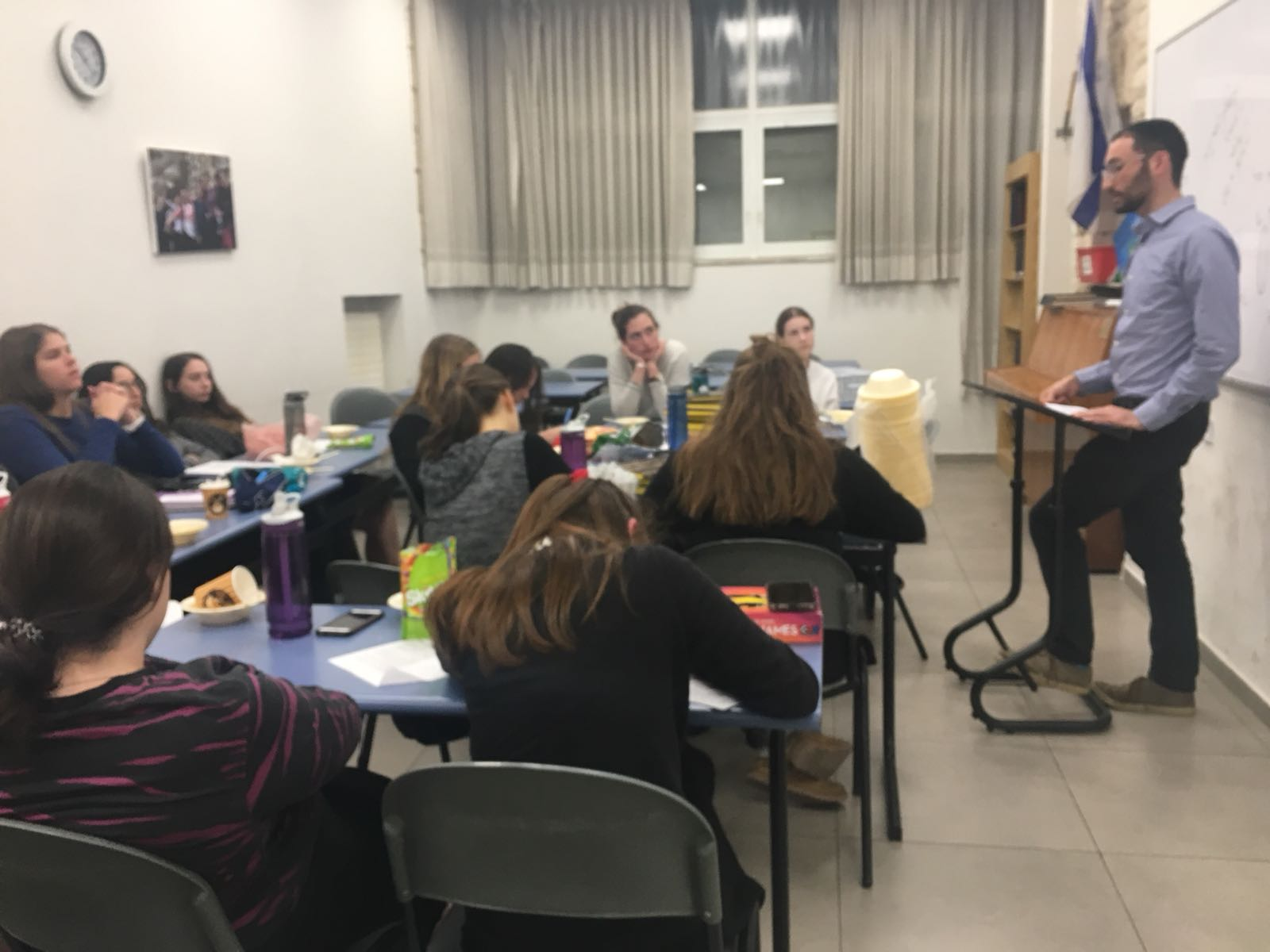 Mishmar and Learning in the Beit Midrash