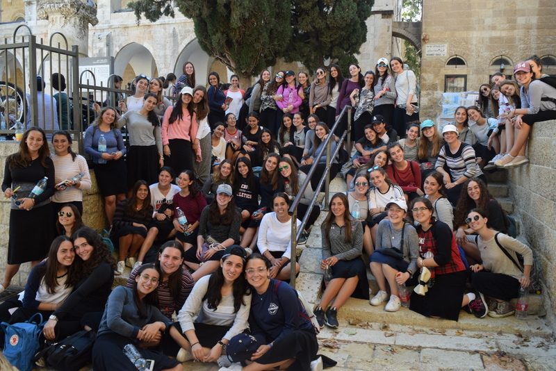 Old City Tour and Yom Kef